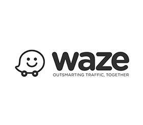 Mit Verkehrs- und Navi-App Waze gemeinsam zum Ziel