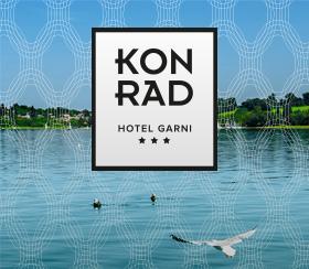 Corporate Design für Hotel Konrad am Tegernsee