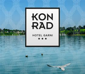 Corporate Design for Hotel Konrad, Tegernsee
