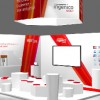 dmexco booth for Ingenico Group
