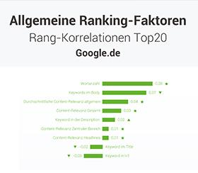 Searchmetrics reveils new Ranking factors 2016