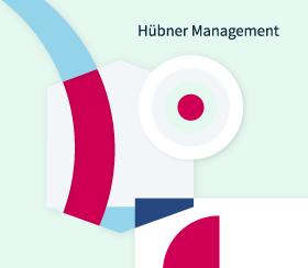 Brand Design for Hübner Management