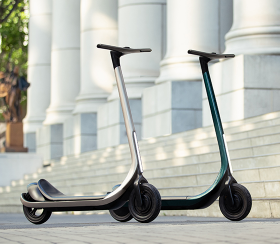 Scotsman: World's first 3D-printed carbon e-scooter