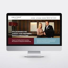 Zarges von Freyberg Hotel Consulting